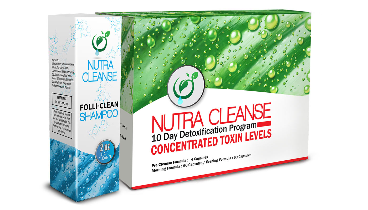 Hair Follicle Cleanser - 10 Day Total Body