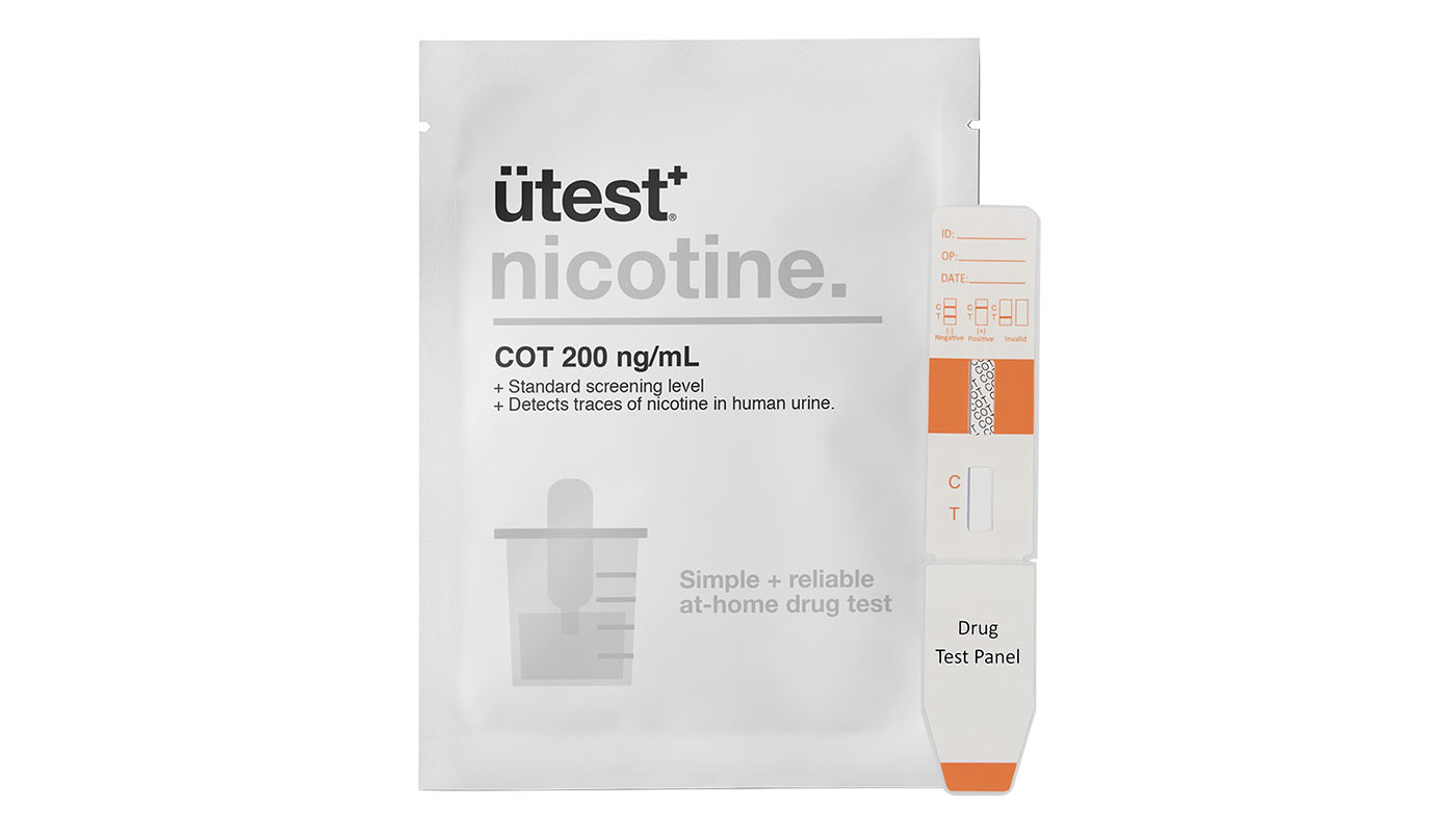 Home Test kit - Nicotine