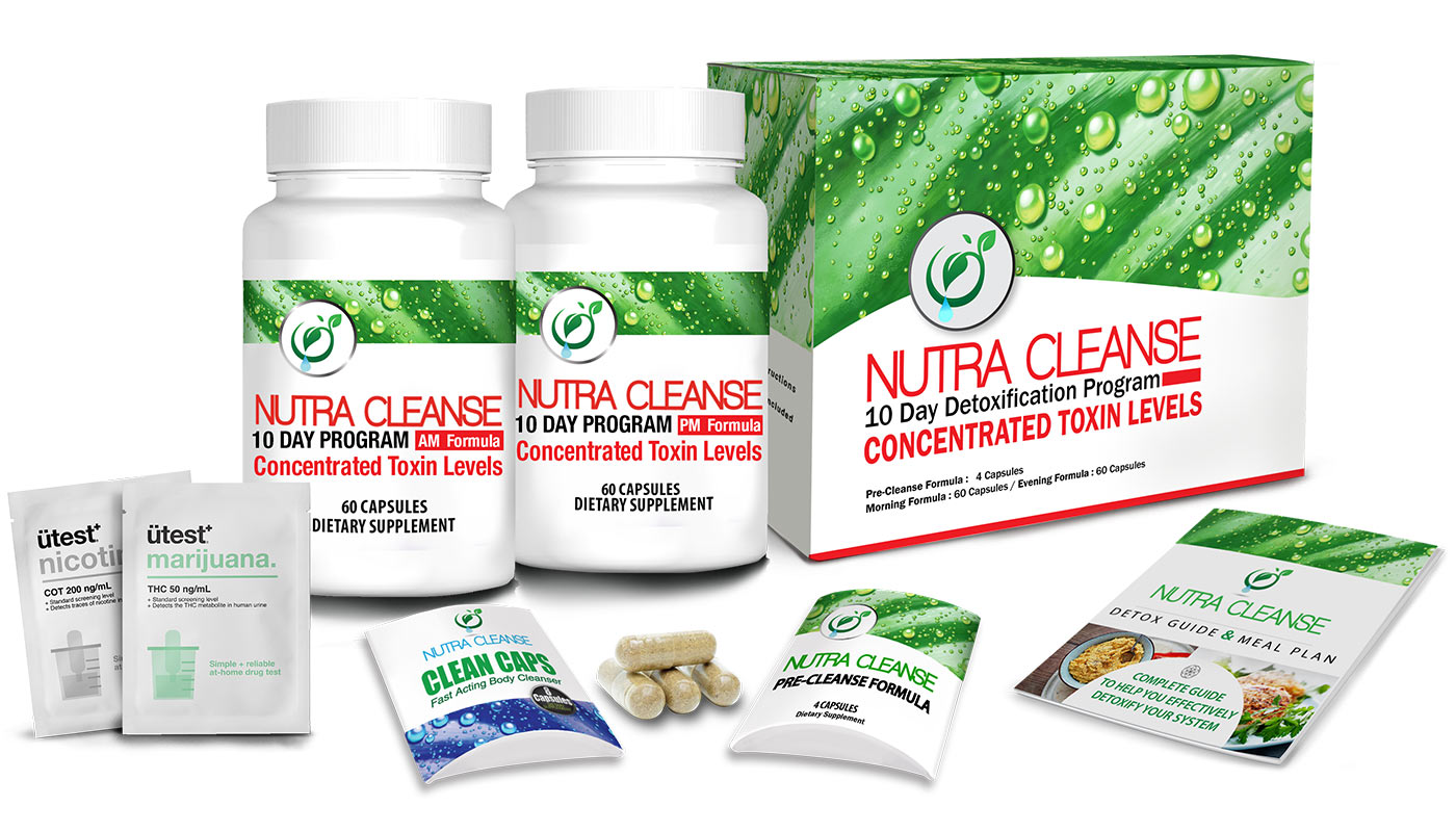 Permanent Cleanse - 10 Day Ultra Detoxification Program
