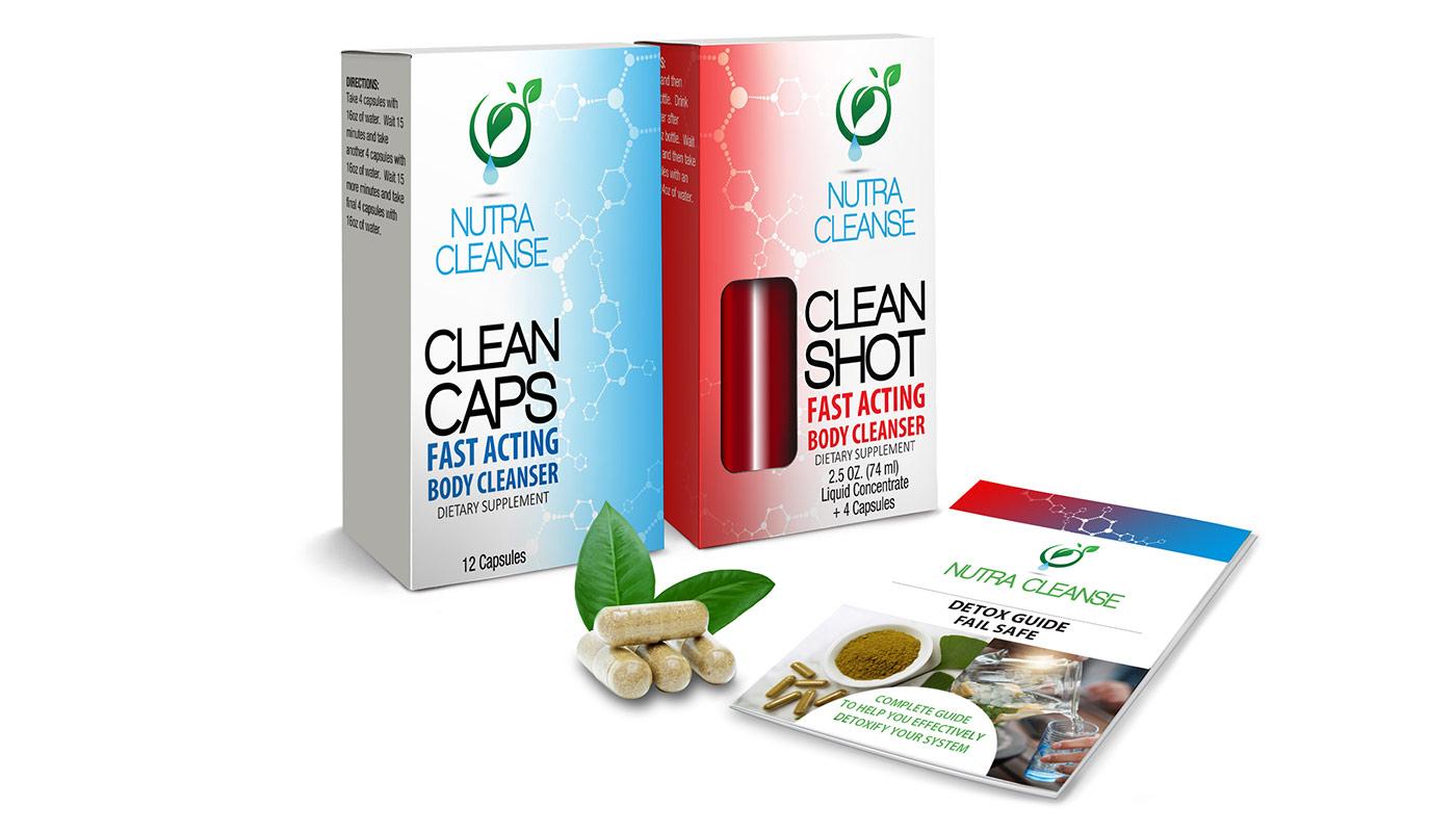 Same Day Cleanse - Fail Safe Kit